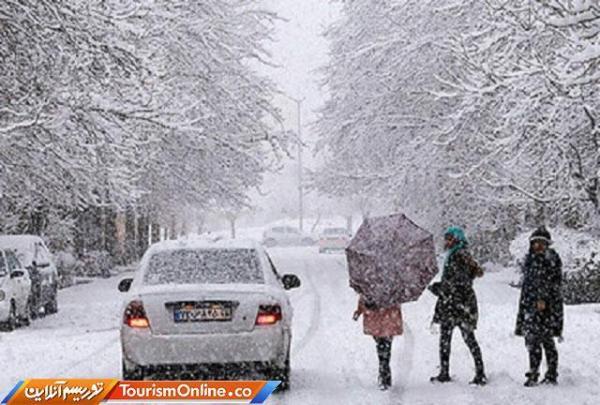 هواشناسی؛ برف و باران کشور را فرا می گیرد