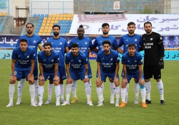 باشگاه گل گهر سیرجان: بعد از ملاقات با استقلال تا یکسان شدن تعداد بازی ها به میدان نمی رویم