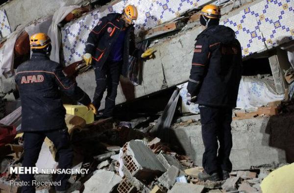 وقوع زمین لرزه 5.3 ریشتری در ترکیه