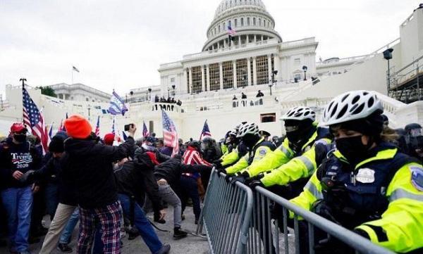 مأموریت پنتاگون به هزاران نیروی گارد ملی برای حفاظت از کنگره آمریکا