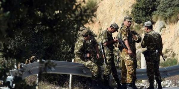 رزمایش های ارتش الجزایر در نزدیکی مرزهای مراکش