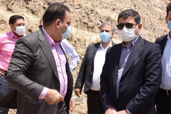 خبرنگاران استاندار: دولت تعهدات خود را در بزرگراه شمالی کرج انجام داده است