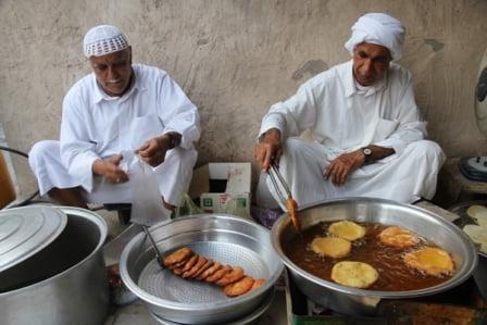 چمچمو ، نان محلی بندرعباس