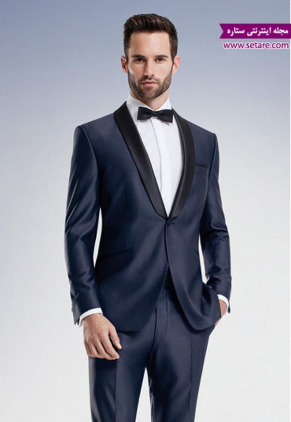 انتخاب کت و شلوار مناسب برای مراسم عروسی