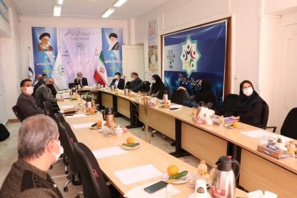 نشست هیات رئیسه فدراسیون ملی ورزش های دانشگاهی برگزار گردید