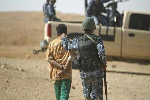 بازداشت 10 داعشی در 5 استان عراق