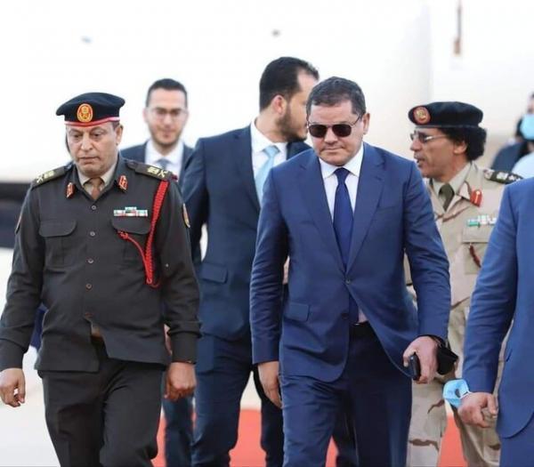 اولین تحرکات نخست وزیر جدید لیبی پس از ادای سوگند