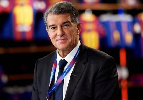اعلام پیروزی لاپورتا در انتخابات ریاست باشگاه بارسلونا توسط رسانه های کاتالان