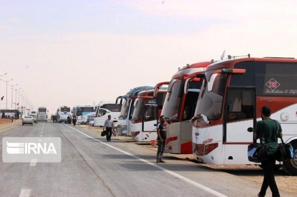 خبرنگاران نوروز سال جاری تردد ناوگان مسافربری قزوین با 50 درصد ظرفیت امکان پذیر است