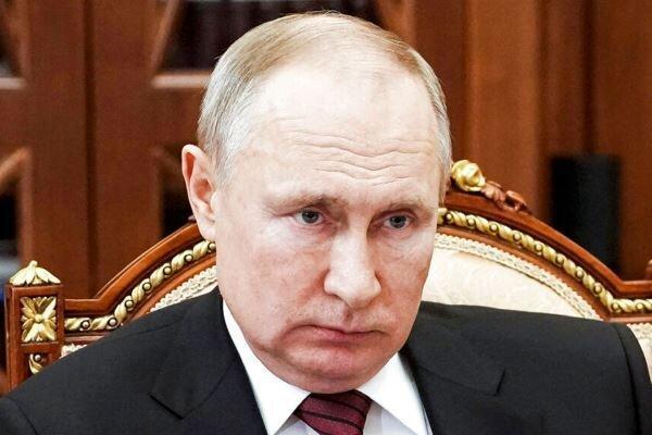 پوتین به عوارض جانبی ناشی از تزریق واکسن کرونا دچار شد خبرنگاران