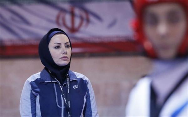 کمرانی: دختران تکواندوکار ایران در ترکیه گل کاشتند