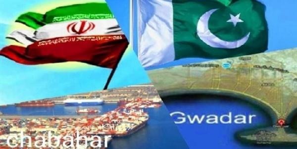 بهبود روابط ایران و پاکستان با توافق ایران و چین، همگرایی بنادر چابهار و گوادر