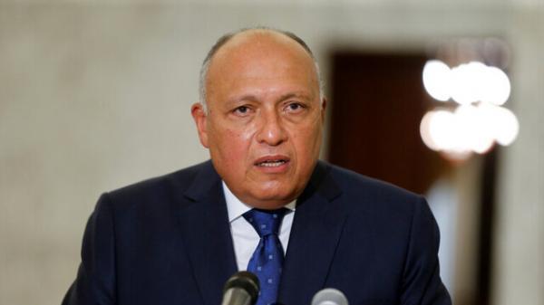 ملاقات وزیر خارجه مصر با رئیس جمهور سنگال