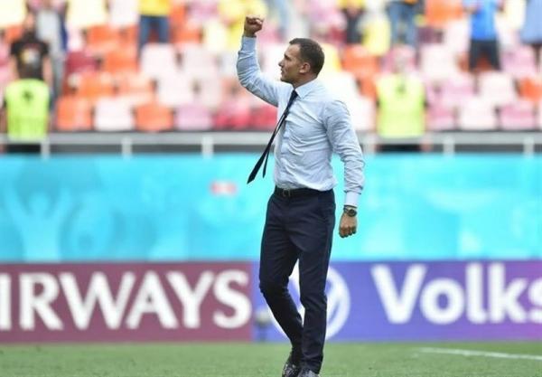یورو 2020، شوچنکو: در هر دو نیمه خوب بازی کردیم، می خواستم هر چه زودتر بازی تمام شود