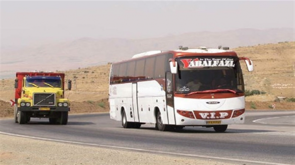 65 گشت کنترل ناوگان حمل و نقل کالا و مسافر انجام شد