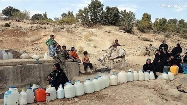 خشکسالی در استان اردبیل و کم آبی در روستاها