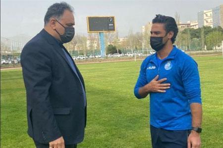 مدیرعامل باشگاه استقلال: رفتارهای مجیدی ناپایدار و بی ثبات است