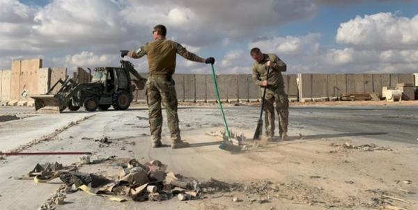 ممانعت نیروهای آمریکایی از ورود گروه ارزیاب خسارت به پایگاه عین الاسد